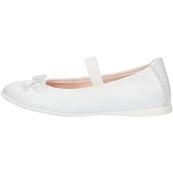 Čevlji  Deklice Balerinke Pablosky 331103 White