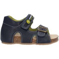 Čevlji  Dečki Sandali & Odprti čevlji Pablosky 057026 Blue