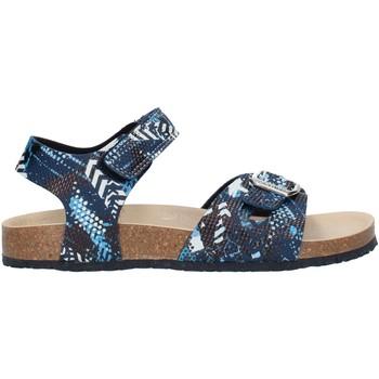 Čevlji  Dečki Sandali & Odprti čevlji Pablosky 590120 Blue