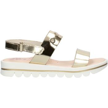 Čevlji  Deklice Sandali & Odprti čevlji Pablosky 454985 Platinum