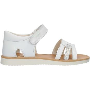 Čevlji  Deklice Sandali & Odprti čevlji Pablosky 030500 White