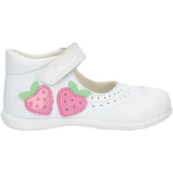 Čevlji  Deklice Balerinke Pablosky 001600 White