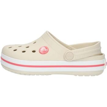 Čevlji  Otroci Cokli Crocs 204537 Stucco / melon
