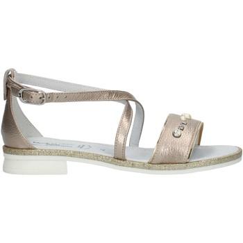 Čevlji  Deklice Sandali & Odprti čevlji NeroGiardini P830480F Nut