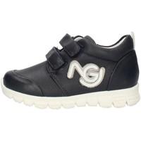 Čevlji  Dečki Nizke superge Nero Giardini P724220M Blue