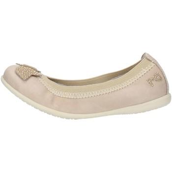 Čevlji  Deklice Balerinke NeroGiardini P732251F Sand