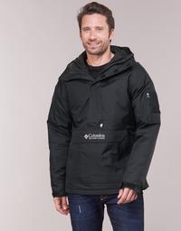 Oblačila Moški Jakne Columbia CHALLENGER PULLOVER Črna