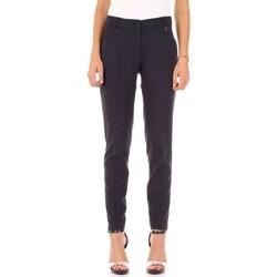 Oblačila Ženske Lahkotne hlače & Harem hlače Fly Girl 30023-07 Blu