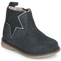 Čevlji  Deklice Polškornji Acebo's MAKALU Modra