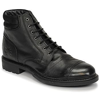Čevlji  Moški Polškornji Base London REPTON Črna