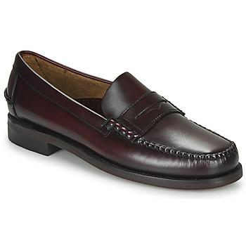 Čevlji  Moški Mokasini Sebago CLASSIC DAN Kostanjeva