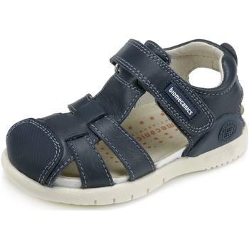 Čevlji  Dečki Sandali & Odprti čevlji Biomecanics 182172 Azul Marino