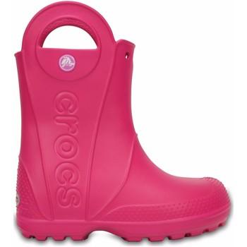 Čevlji  Otroci škornji za dež  Crocs Crocs™ Kids' Handle It Rain Boot 13