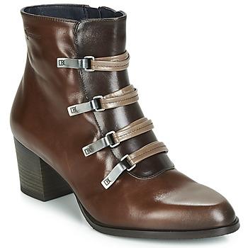 Čevlji  Ženske Gležnjarji Dorking ZUMA Kamel