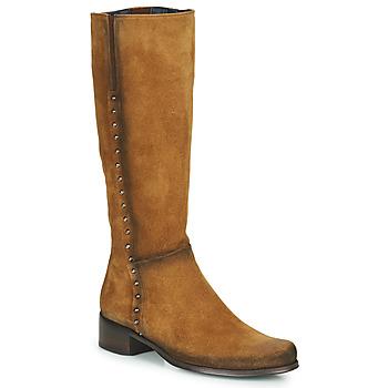 Čevlji  Ženske Mestni škornji    Dorking CRUSCA Kostanjeva