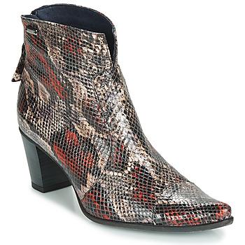 Čevlji  Ženske Gležnjarji Dorking GRANADA Reptil