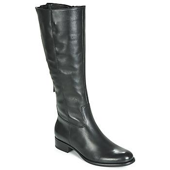 Čevlji  Ženske Mestni škornji    Gabor 3164527 Črna