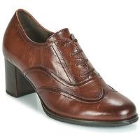 Čevlji  Ženske Čevlji Richelieu Gabor 3524122 Kostanjeva