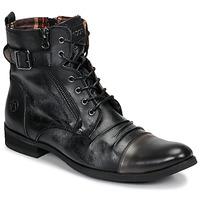 Čevlji  Moški Polškornji Kdopa DUBLIN Črna