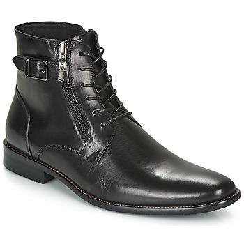 Čevlji  Moški Polškornji Kdopa BAUDRY Črna