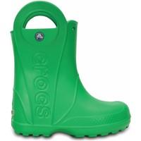 Čevlji  Otroci škornji za dež  Crocs Crocs™ Kids' Handle It Rain Boot 25