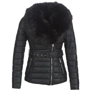Oblačila Ženske Puhovke Moony Mood LOUVE Črna