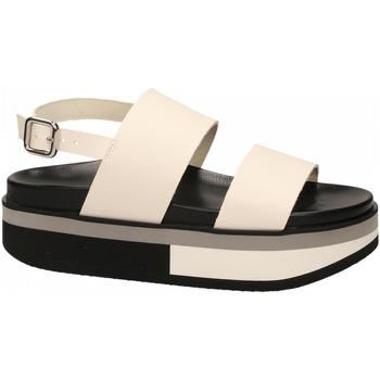 Čevlji  Ženske Sandali & Odprti čevlji Frau NATURAL-S bugr-burro-grigio