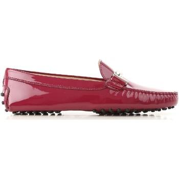 Čevlji  Ženske Mokasini Tod's XXW00G0Q4990W0R812 Rosa scuro