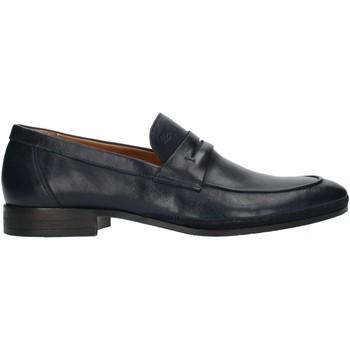 Čevlji  Moški Mokasini Sandro Ramadori 10320 Blue