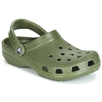Čevlji  Cokli Crocs CLASSIC Kaki