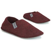 Čevlji  Nogavice Crocs CLASSIC CONVERTIBLE SLIPPER Bordo / Siva