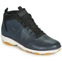 Čevlji  Moški Polškornji Geox U NEBULA 4 X 4 B ABX Modra