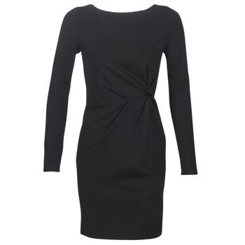 Oblačila Ženske Kratke obleke Ikks BP30155-02 Črna