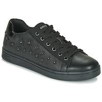 Čevlji  Deklice Nizke superge Geox J DJROCK GIRL Črna