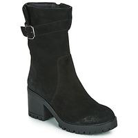 Čevlji  Ženske Mestni škornji    Les Petites Bombes BOUM Črna