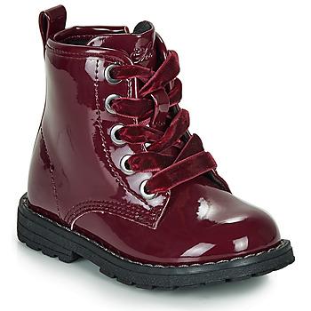 Čevlji  Deklice Polškornji Chicco COLLES Bordo