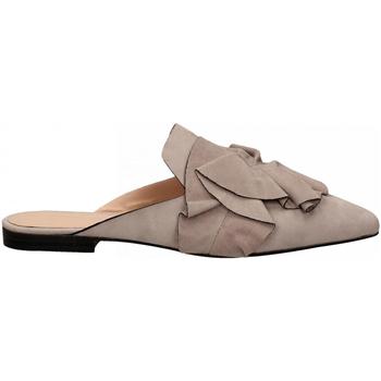 Čevlji  Ženske Cokli Elvio Zanon CAMOSCIO lavanda