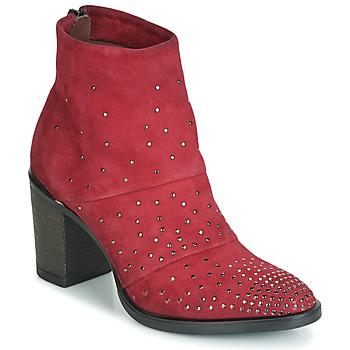 Čevlji  Ženske Gležnjarji Metamorf'Ose FALCAO Rdeča