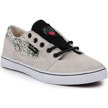 Čevlji  Ženske Nizke superge DC Shoes DC Bristol LE 303214-TDO beige, black