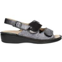 Čevlji  Ženske Sandali & Odprti čevlji Clia Walk Estraibile410 Anthracite