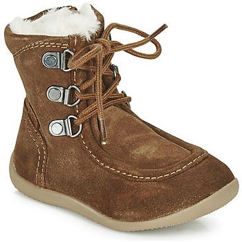 Čevlji  Otroci Mestni škornji    Kickers BAMARA Kamel