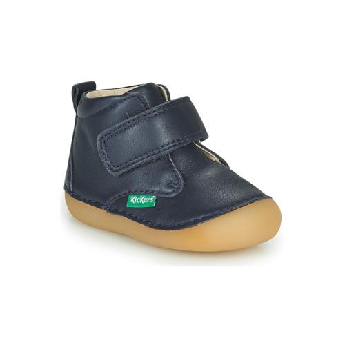Čevlji  Otroci Polškornji Kickers SABIO Modra