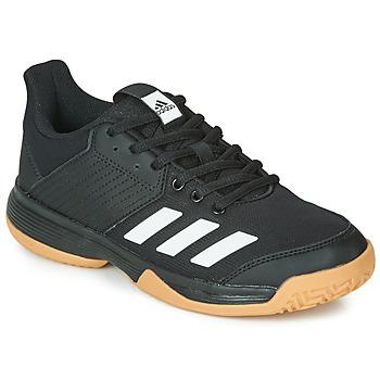 Čevlji  Otroci Nizke superge adidas Performance LIGRA 6 YOUTH Črna