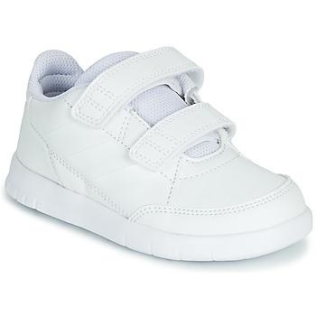 Čevlji  Otroci Nizke superge adidas Performance ALTASPORT CF I Bela