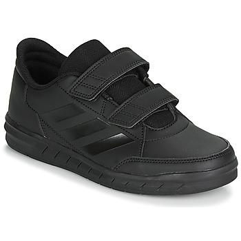 Čevlji  Otroci Nizke superge adidas Performance ALTASPORT CF K Črna