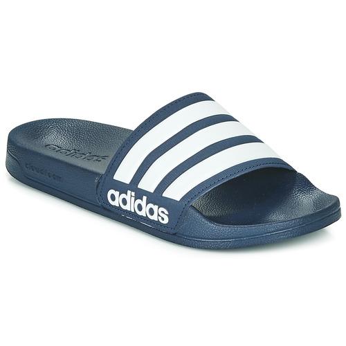 Čevlji  Natikači adidas Performance ADILETTE SHOWER Modra