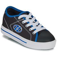 Čevlji  Dečki Čevlji s koleščki Heelys CLASSIC X2 Črna / Bela / Modra