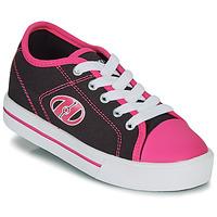 Čevlji  Deklice Čevlji s koleščki Heelys CLASSIC X2 Črna / Rožnata