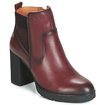Čevlji  Ženske Gležnjarji Pikolinos SAGUNTO W4Z Kostanjeva