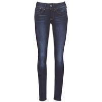 Oblačila Ženske Jeans skinny G-Star Raw LYNN MID SKINNY WMN Modra / Vybledlá / Modrá